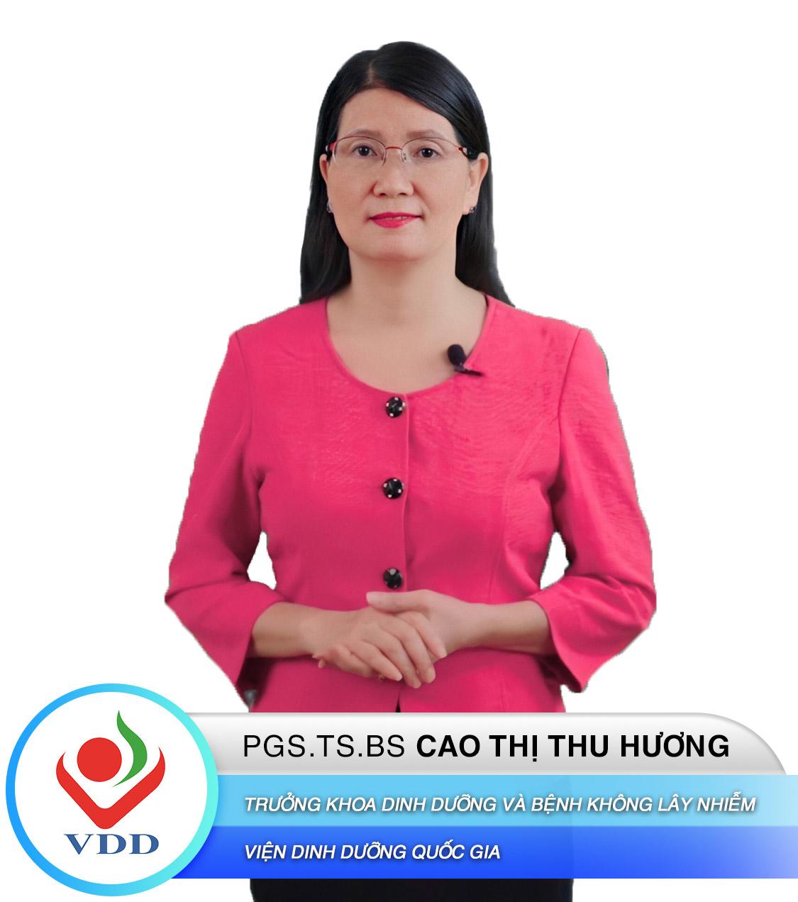 10. Cao Thị Thu Hương