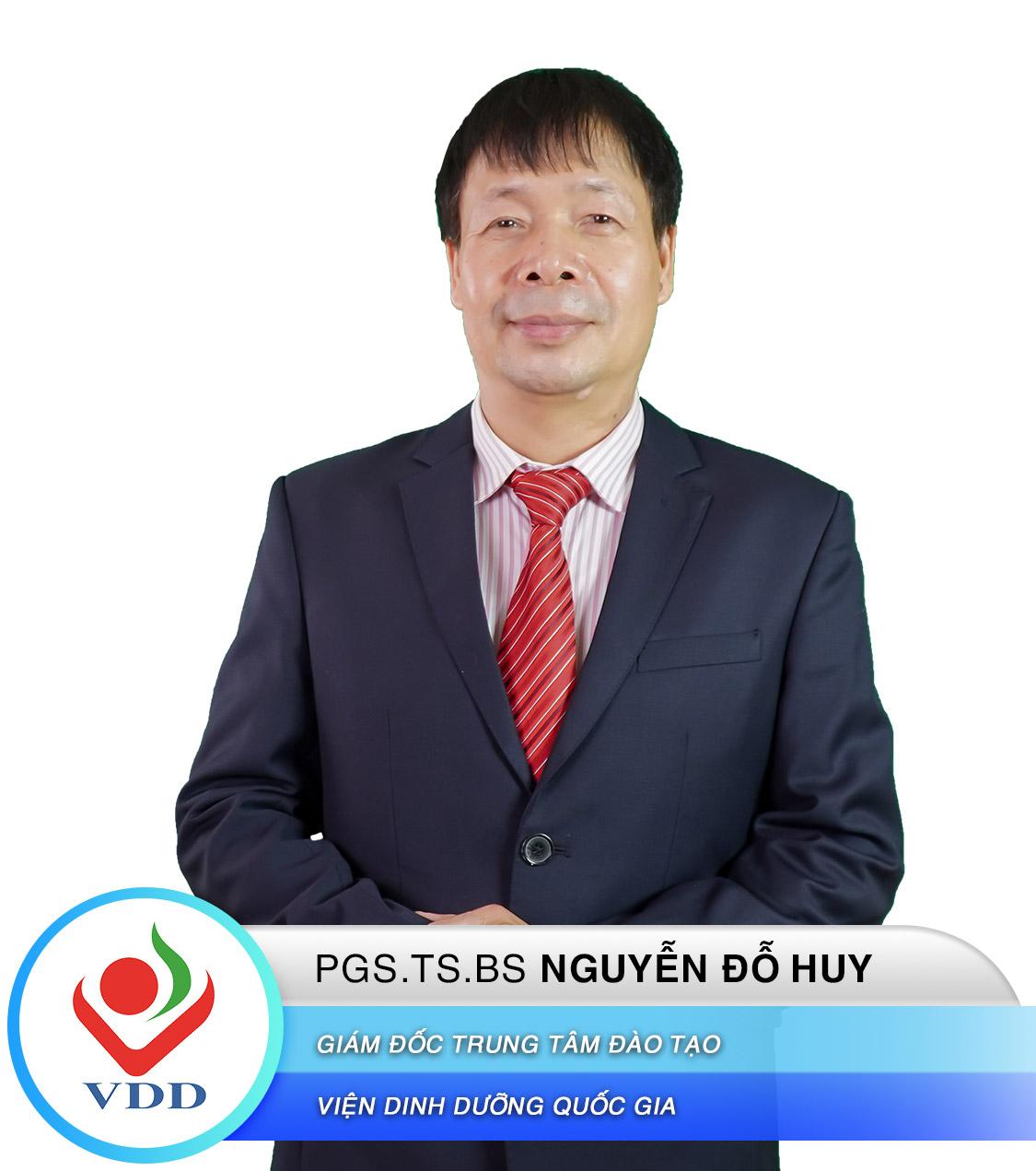 1. Nguyễn Đỗ Huy