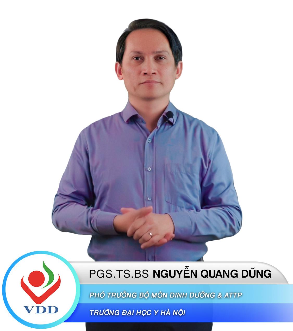 5. Nguyễn Quang Dũng