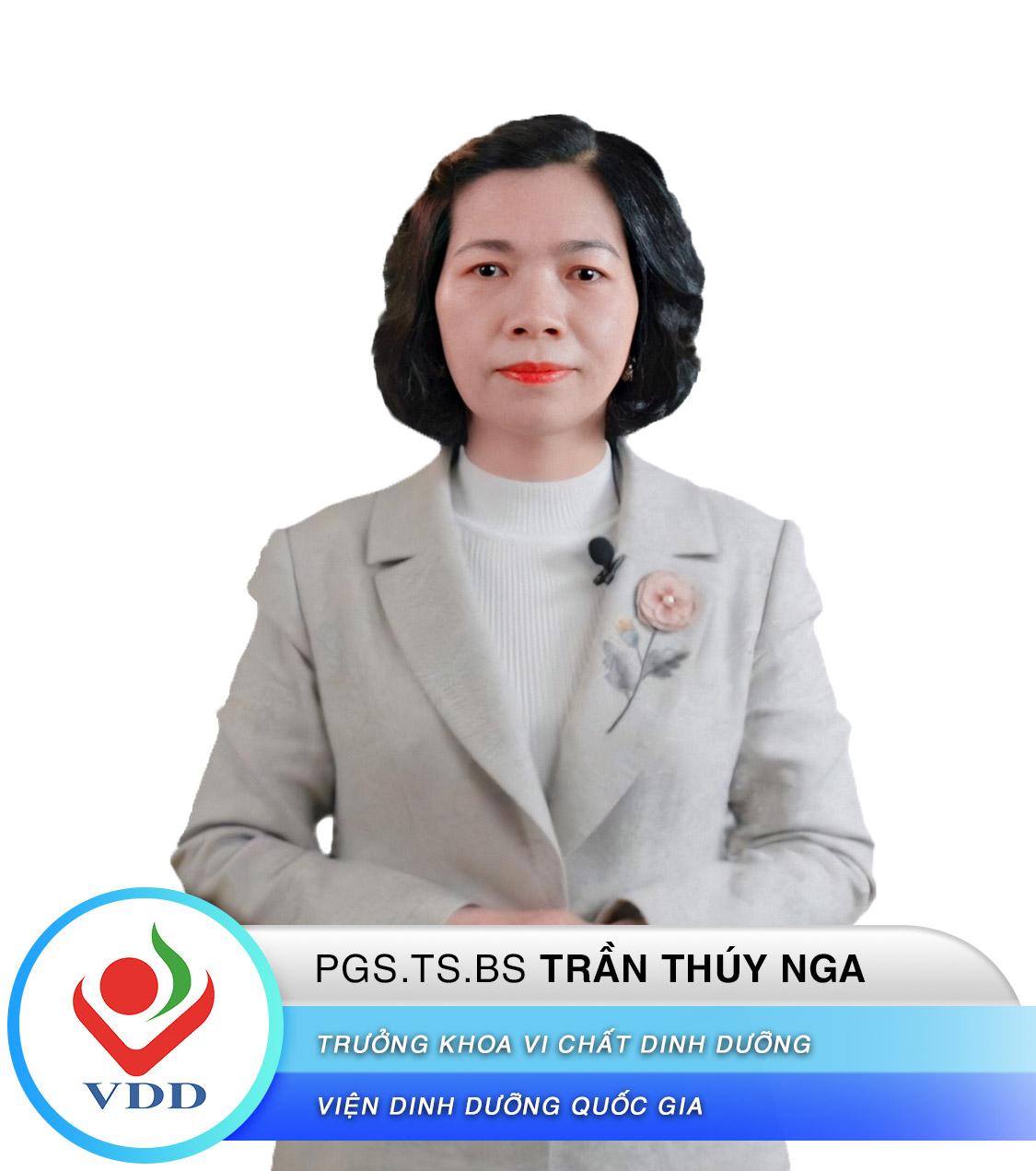 13. Trần Thúy Nga