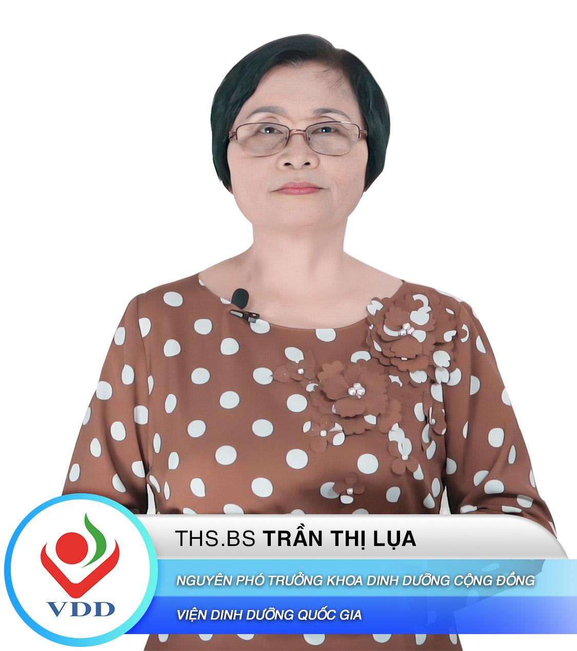 14. Trần Thị Lụa