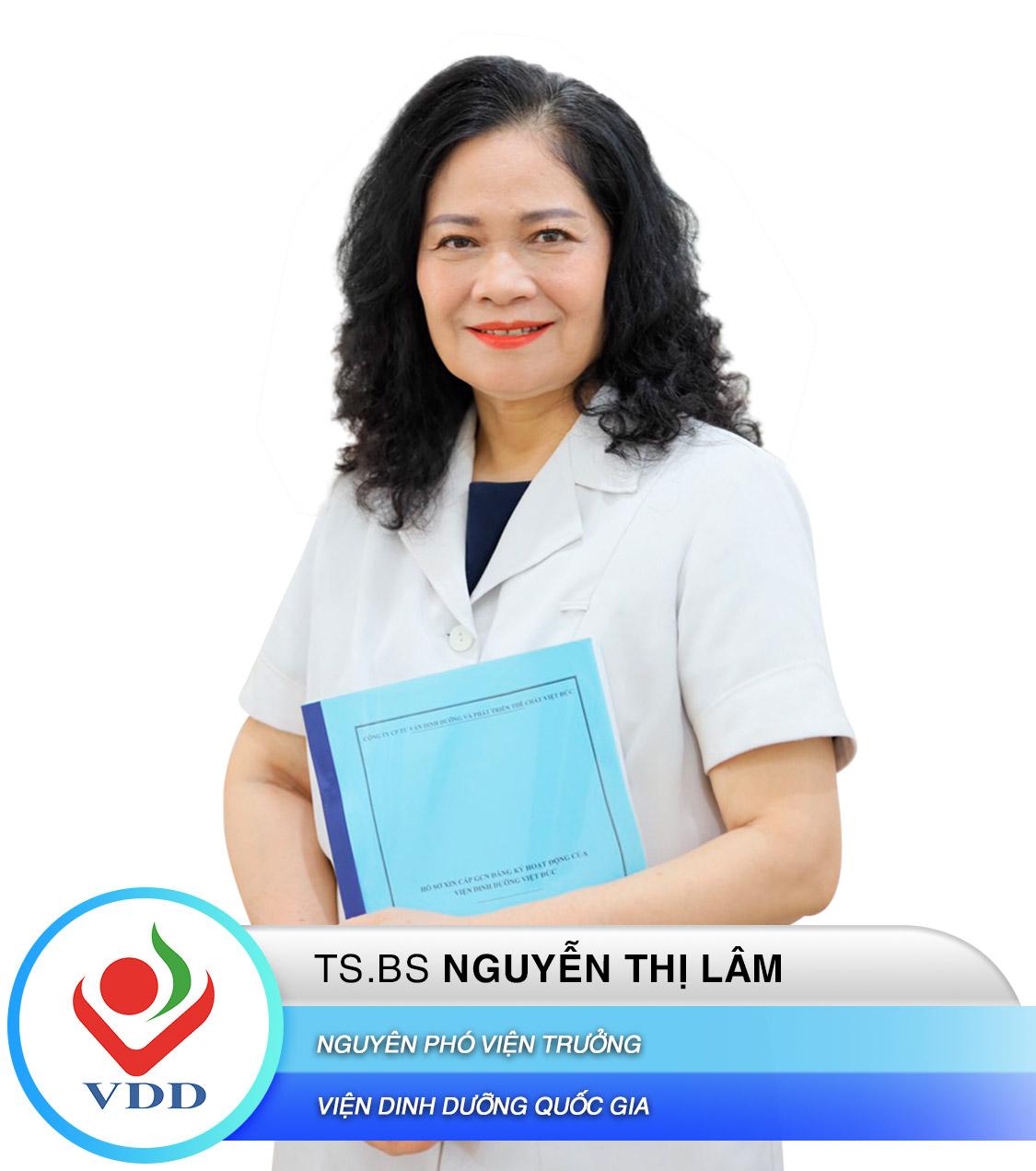 17. Nguyễn Thị Lâm