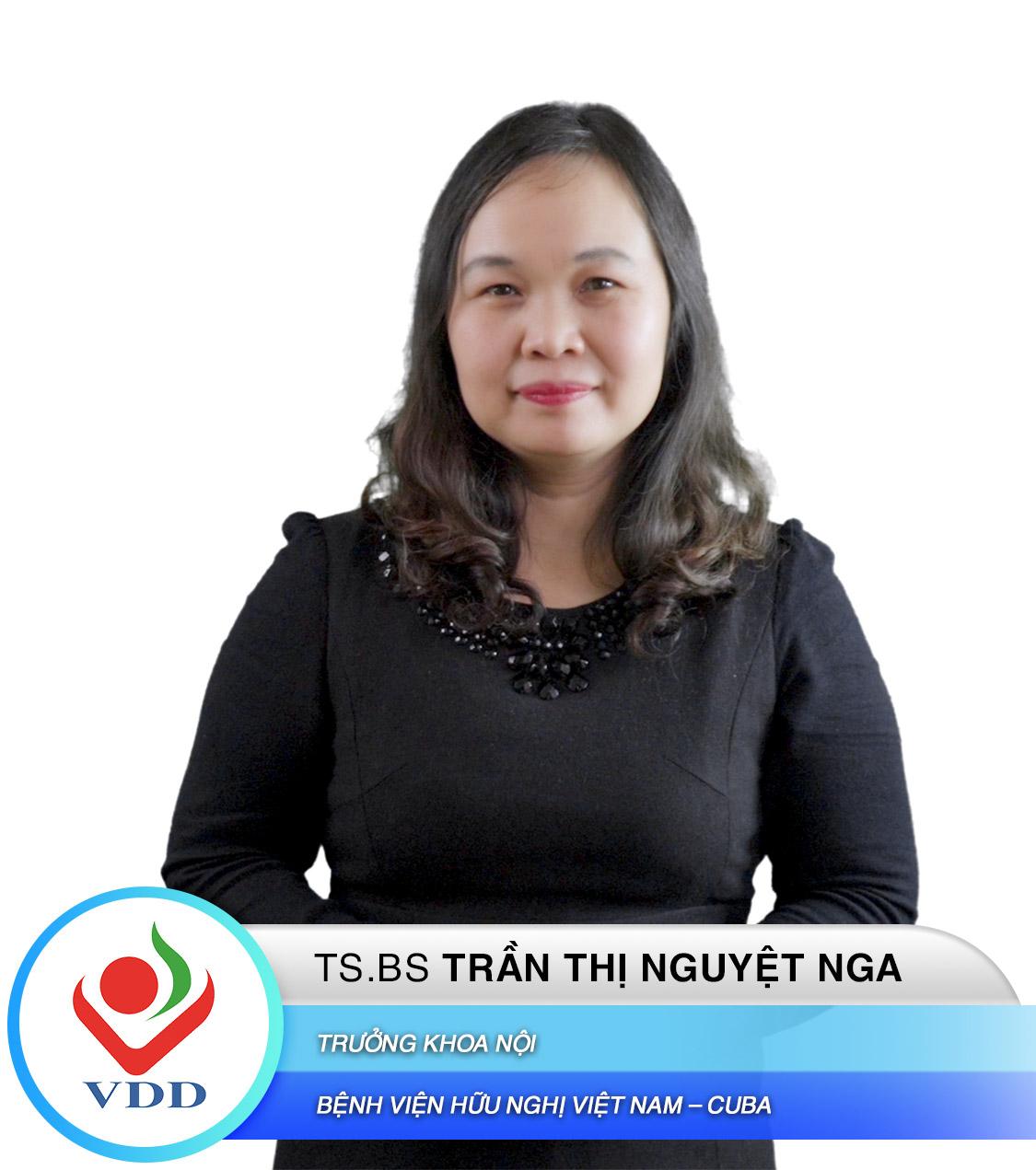 8. Trần Thị Nguyệt Nga